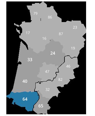 Diagnostic immobilier Pyrénées Atlantiques
